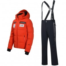 [20-21 피닉스 스키복] Norway Team (KOREA SMU) DOWN JACKET SET(FLRD)